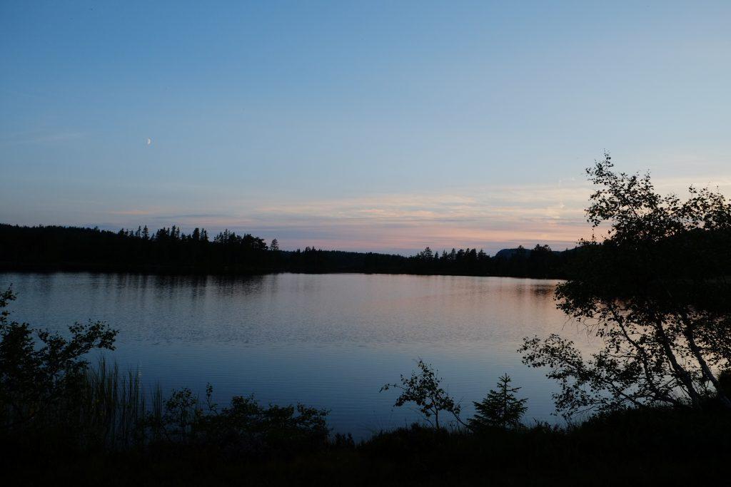 Høstens solnedganger venter på deg utendørs