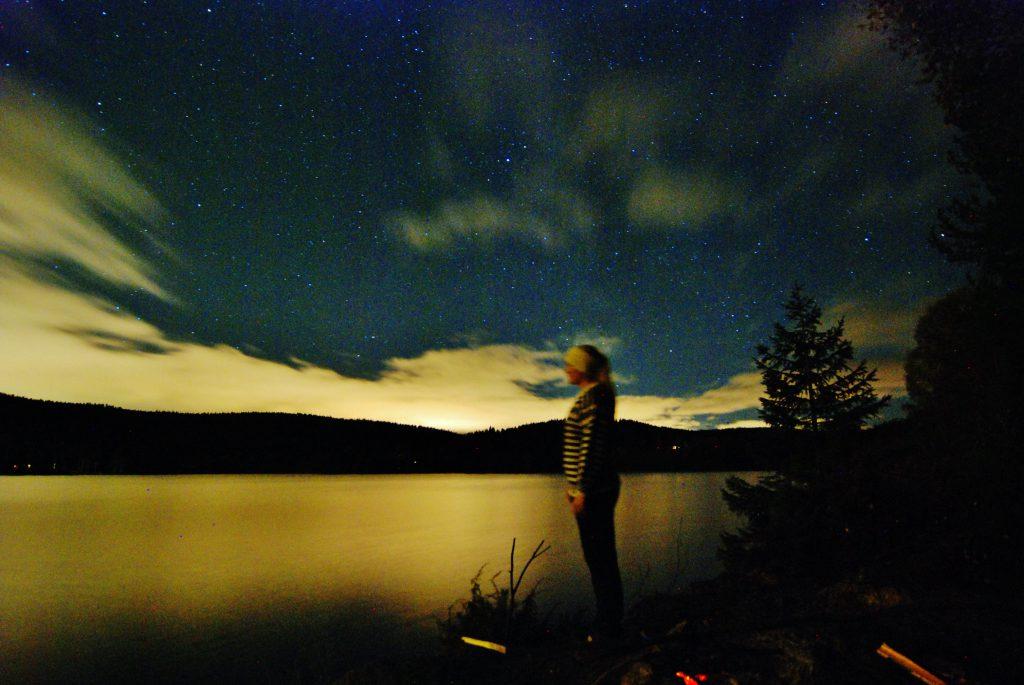 Høsten gir flotte naturopplevelser i mørket