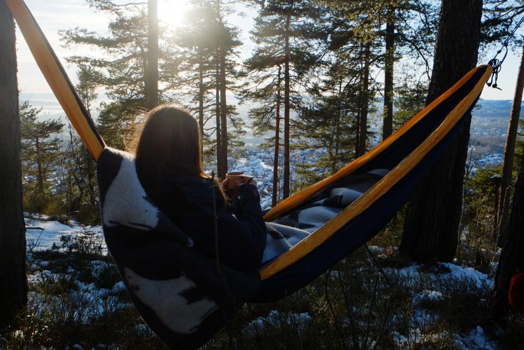 Friluftsliv gir kombinasjonen av naturopplevelser, stillhet og fysisk aktivitet