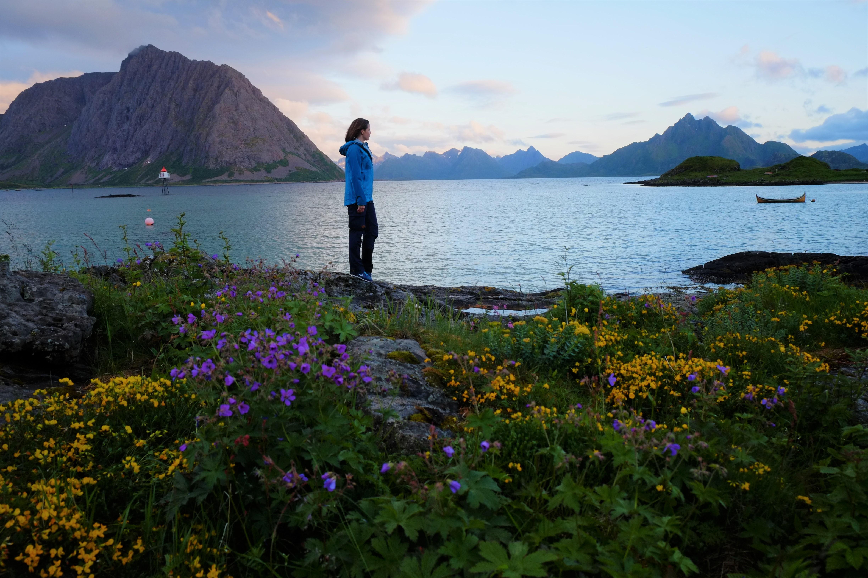 8 grunner til å dra på tur i Vesterålen Tursøstre