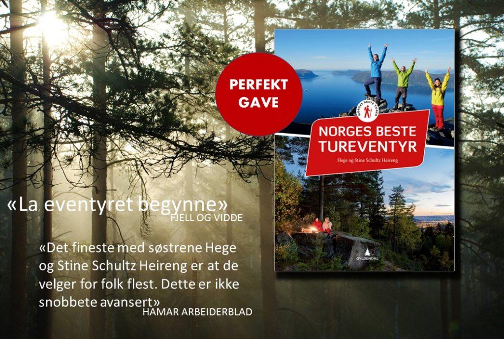 Norges beste tureventyr hengekøyetips turer i Oslo